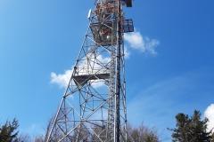 Vysílač na nejvyšším vrcholu